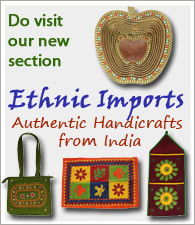 Browse our Ethnic Imports